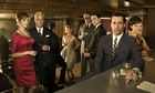 Publicity shot of the cast of Mad Men season four