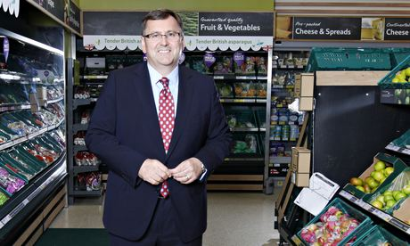 Philip Clarke CEO of Tesco