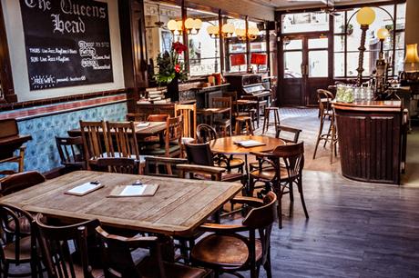 top 10 craft beer pubs in central london travel the. Black Bedroom Furniture Sets. Home Design Ideas
