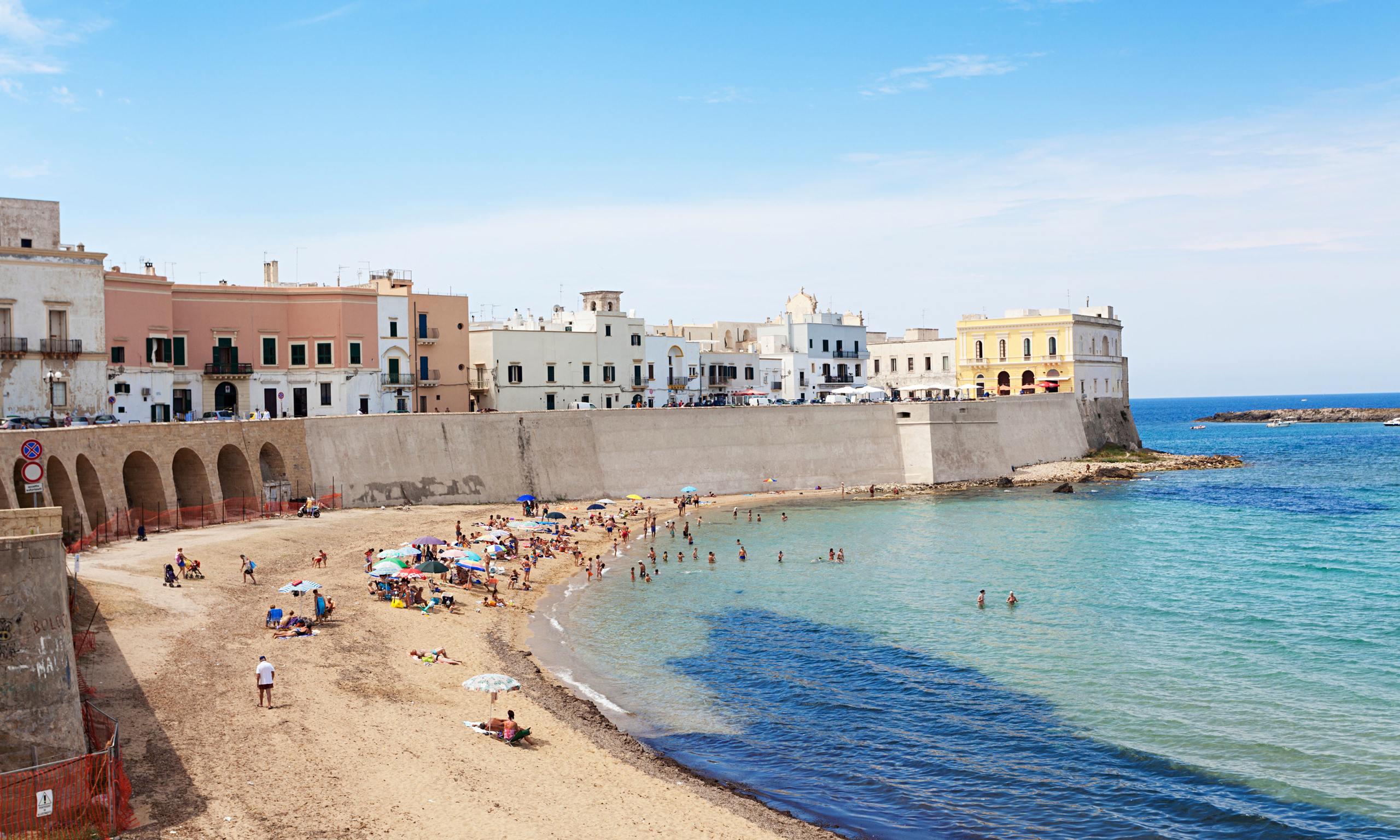 Beach Resorts Near Bari