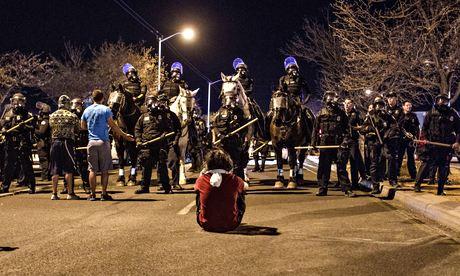 Albuquerque Mounted police