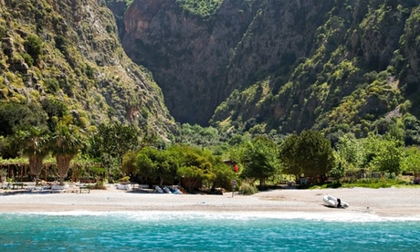Butterfly valley, Ölüdeniz