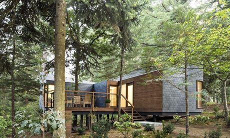 Eco cabins at Pedras Salgadas