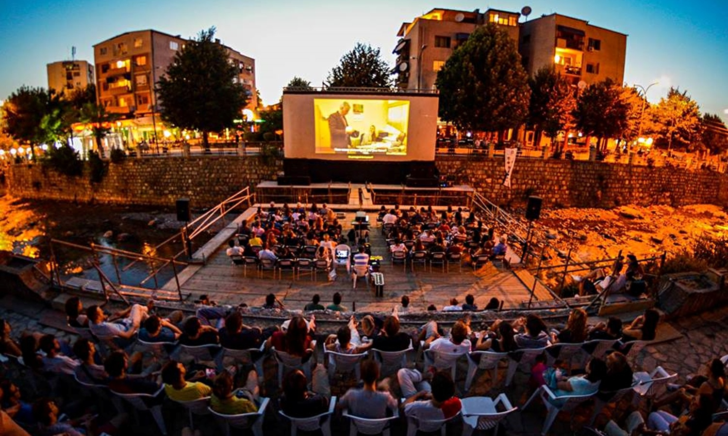 moving pictures a film festival in kosovo travel the