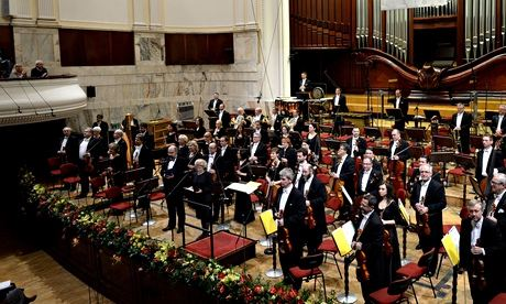 Warsaw Philharmonic hall