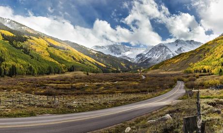 Colorado landscape near Aspen