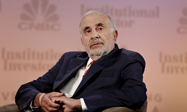 Billionaire investor Carl Icahn buys $100m stake in Lyft: it's a 'no-brainer'