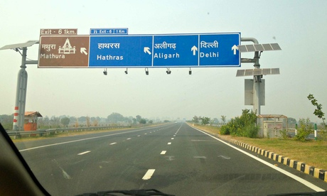 Are India's superhighway plans on the road to nowhere?