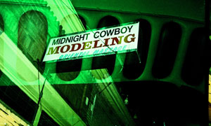 Midnight Cowboy bar, Austin, Texas