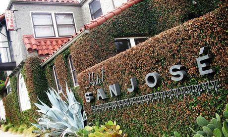 Hotel San Jose, Austin, Texas  TOP 10 BOUTIQUE HOTELS IN AUSTIN Hotel San Jose Austin Tex 002
