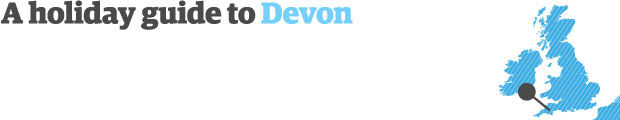 A holiday guide to Devon badge