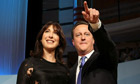 David Cameron Makes His Keynote Speech To The Conservative Party Conference