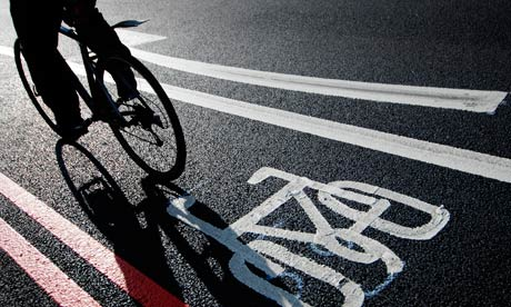 Cycling danger statistics