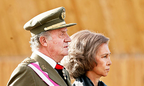 King Juan Carlos, Queen Sofia