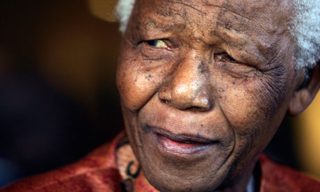 War of words over Nelson Mandela's hospital stay | World news ...