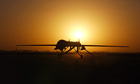 US drones threaten international law