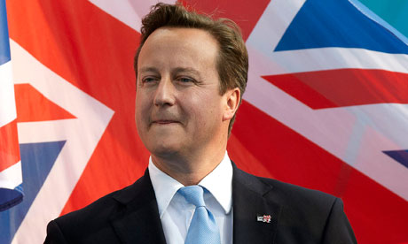David Cameron One Year to Go