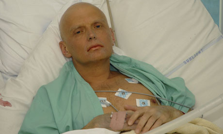Former Russian Agent Poisoned In London