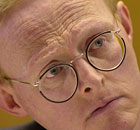 Police pay review chief Tom Winsor
