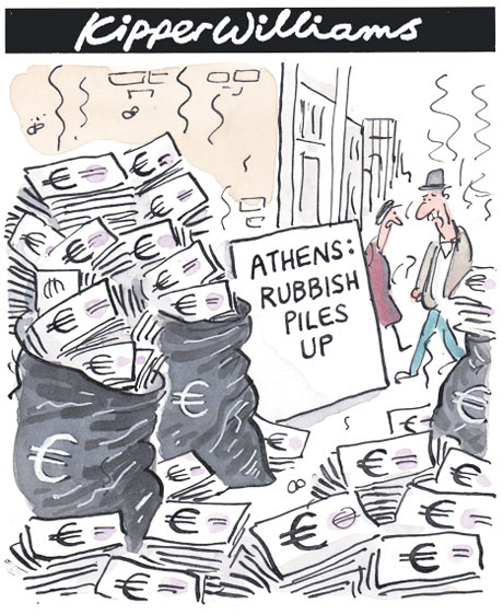 greek protests at austerity cuts kipper williams
