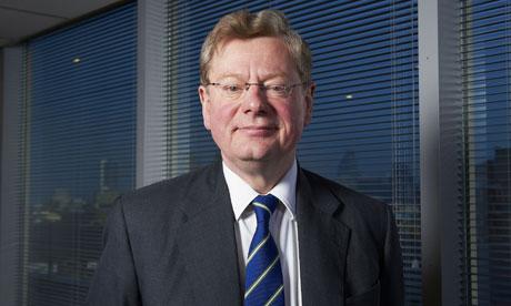 Richard Alderman, director of the Serious Fraud Office