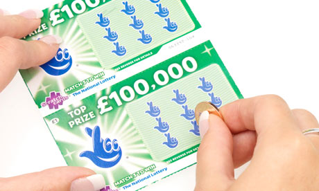 City bankers buying lottery tickets in record numbers