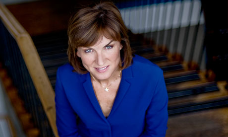 Fiona Bruce former client of Christopher Lunn