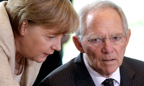 "FM Schäuble Lays Down The LawCreditors Must Get A ""Haircut"