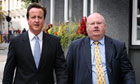 Eric Pickles, London, Britain - 18 Sep 2009