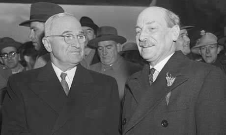 an analysis of clement atlee successes in britain The steady but unremarkable clement attlee he was able to overhaul britain's social system while replacing its empire with a loose and led to his success.