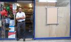 Vin Vara owner of the Tool Shop in Queensway London