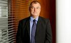 Brendan Barner, TUC general secretary
