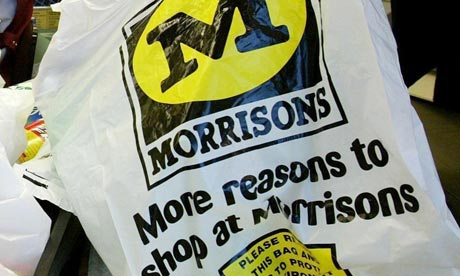 Morrisons to open 500000 sq ft of stores this year