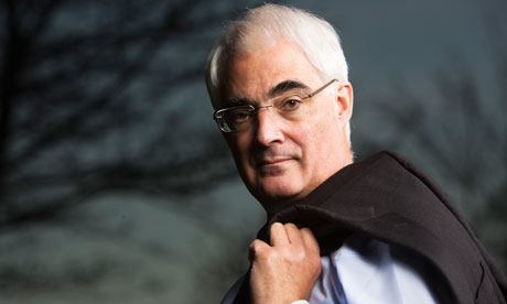 Alistair Darling, former chancellor