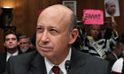 Goldman Sachs chief executive Lloyd Blankfein