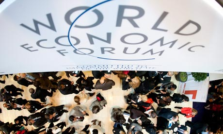 World Economic Forum Davos 2012