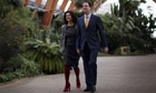 Nick Clegg and wife Miriam