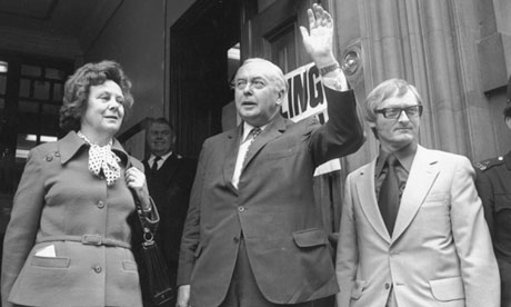 Harold Wilson 1975 common market referendum