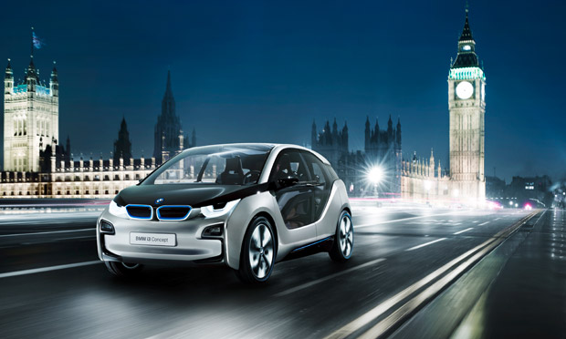 Bmw Electric Car Price The Bmw i3 Electric Car is Due