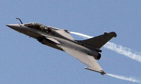 France's Dassault combat jet