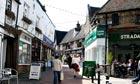 Sevenoaks town centre