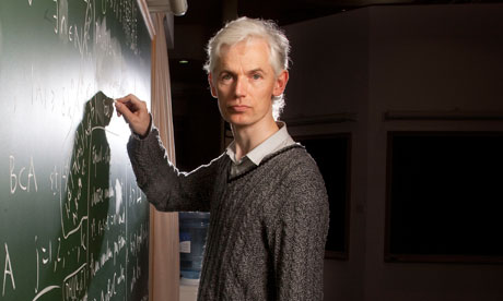 Professor Tim Gowers