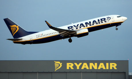 Ryanair's arrangements with European regional airports have been subject to a number of EU Commission inquiries. Photograph: Chris Radburn/PA