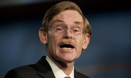 Robert Zoellick, outgoing World Bank president