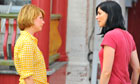 Michelle Williams and Sarah Silverman in Take This Waltz