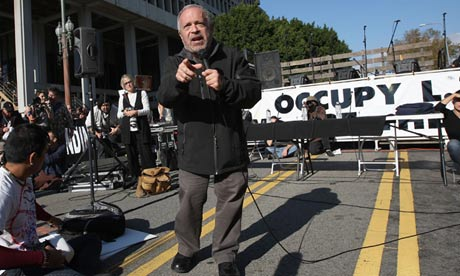 Robert Reich addresses Occupy rally