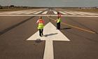Gatwick runway