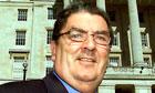 John Hume, SDLP MP