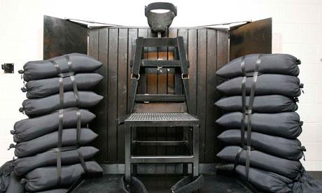 ronnie lee gardner execution chamber utah