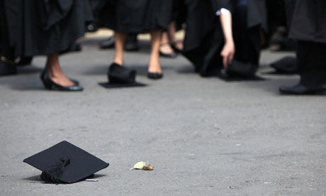 University Of Birmingham Degree mortarboard